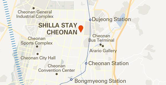 Shilla Stay Cheonan