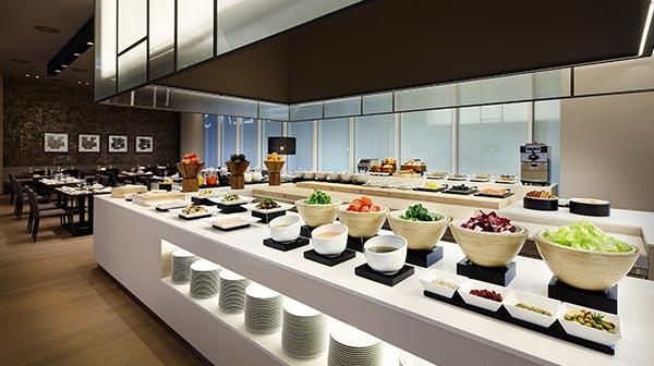驿三新罗舒泰酒店自助餐厅cafe推出特别优惠