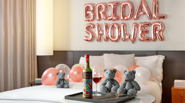 [Bridal Shower] Rewards Party All Day