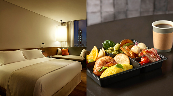 31 Hours Stay (Room & Breakfast TO-GO 2인)